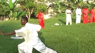 Kung Fu School Uganda Masters & Students Perform in Makerere University Kampala