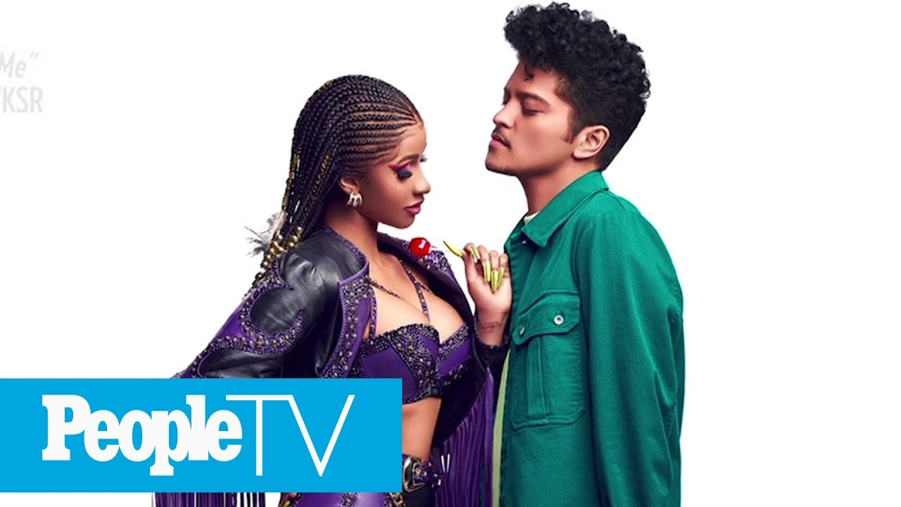 Cardi B Shows Off Romantic Valentine's Day - Complete With Diamonds & A Strip Club Visit | PeopleTV