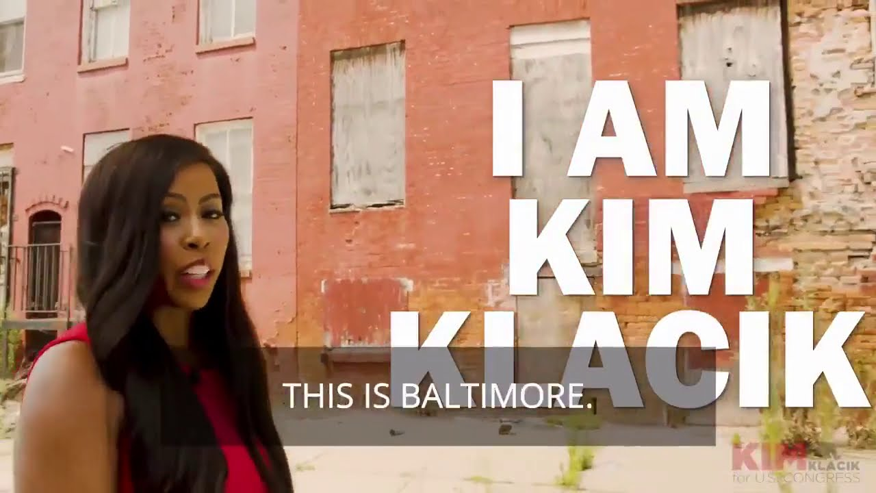Kimberly Klacik For Congress