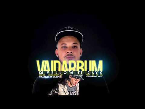 DJ Yellow ft. Jay C - Vai Dar Bum (Lyric Video)