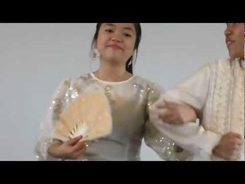 Diverse Filipino Cultures: (1) Indigenous Subanon & (2) Spanish Influenced Dances.