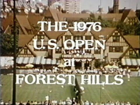 1976 US Open Highlights