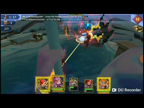 Lords Mobile 8-15 Elite