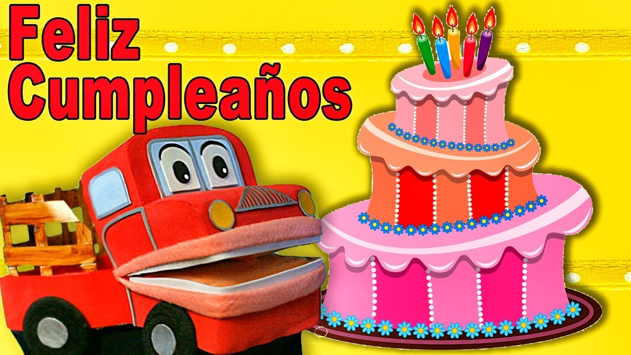 Feliz Cumpleanos Video Animado.Como Hacer Un Video De Feliz Cumpleanos Original