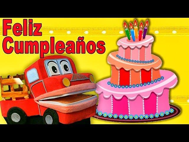 El Mejor Feliz Cumpleaños - Barney el Camión