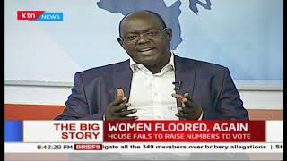 Two third gender bill flops yet again, vote moved to  February 2019 | #Big Story (Part 2)