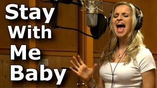 Gabriela Gunčíková (Gun) / Stay With Me Baby (cover) / Ruby Turner / Ken Tamplin Vocal Academy