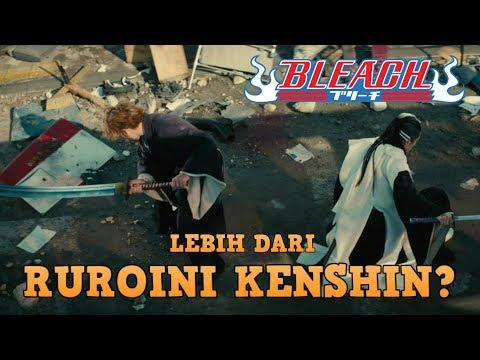 Bleach Zaraki Kenpachi vs Unohana Kenpachi by MUSTAFA AKSOY
