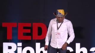 Narración Oral a favor del Arte de La Guajira | Nicolás Lubo | TEDxRiohacha