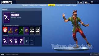 Hacivat Leaked Fortnite Skin!