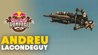 Andreu Lacondeguy The Wild Man of Freeride MTB I Red Bull Rampage 2019