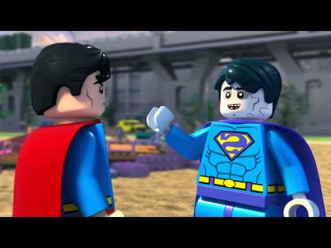 LEGO®: Justice League vs Bizarro League (Svenska)
