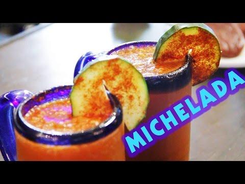 MICHELADA | Latinos Don't Do Basic Drinks | mitú