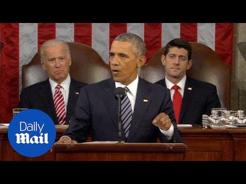 Obama SOTU: Middle East conflicts 'date back millennia' - Daily Mail