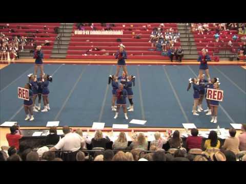 Mercer County High School - 2015 KHSAA 12th Region Cheer Tournament