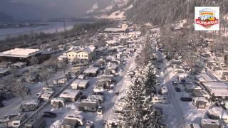 Perfekter Wintercamping im Zillertal