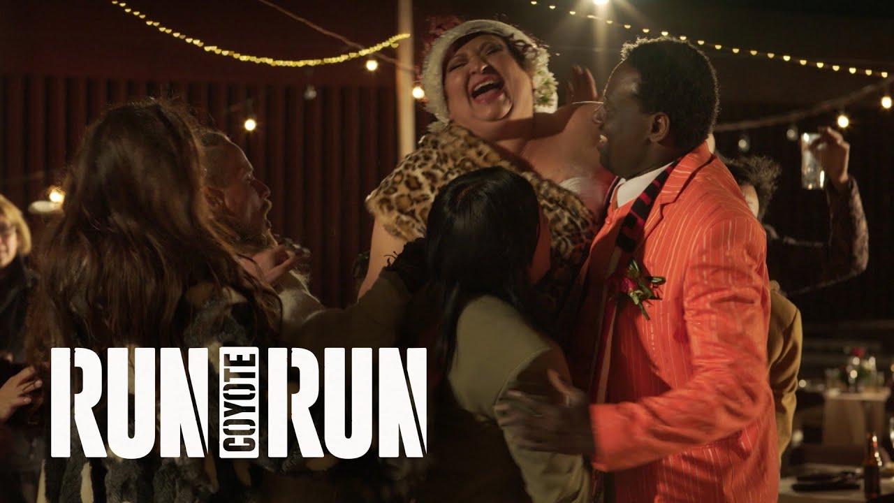 Run Coyote Run: Bodorrio en La Frontera