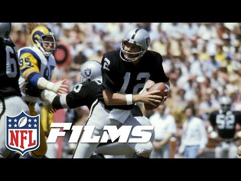 #4 Ken Stabler | Top 10 Raiders All Time | NFL Films