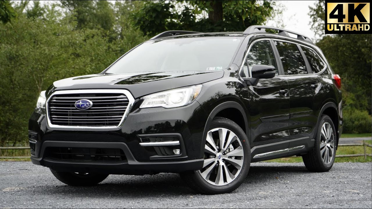 2021 Subaru Ascent Review | A Few Updates for Subaru's Largest SUV
