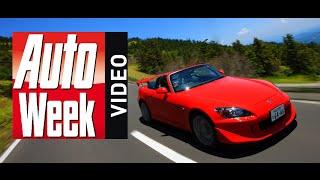 honda s2000 review vhs autoweek speedvision circa 2000