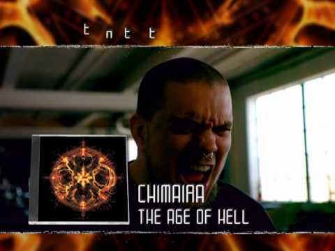 Chimaira - The Age of Hell Out 8/16
