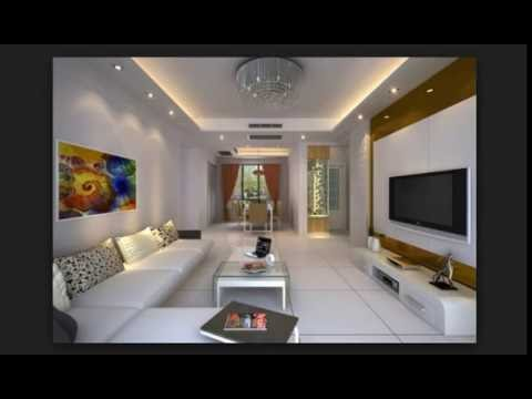 Latest Stunning Unique False Ceiling Designs For Living Room#4