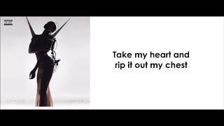 Tinashe - Salt (lyrics)
