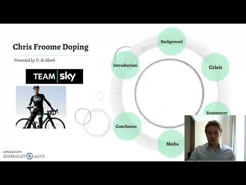 Crisis Media Management: Froome