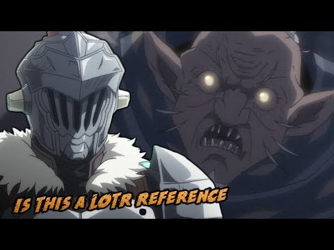 Unexpected Lord Of The Rings   Goblin Slayer Episode 8