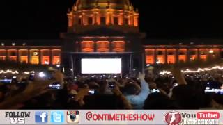 San Francisco Giants Champions World series 2014 FANS Reaction win defeat Kansas Royals!