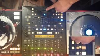 Behringer Ddm4000 dj mixer sampling explained