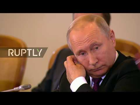Live: Supreme Eurasian Economic Council meets in Sochi