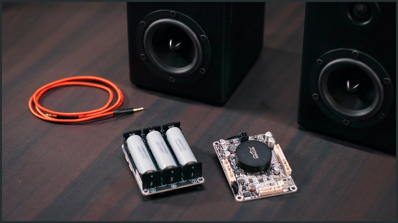 Best DIY Bluetooth Speaker Amp Board | Bluetooth Speaker
