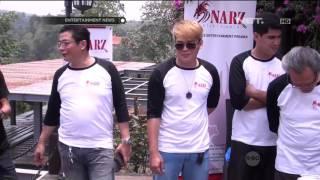 komedian izhur muchtar tinggal di negeri jiran malaysia