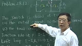 普通物理2 第17堂 電學習題講解五