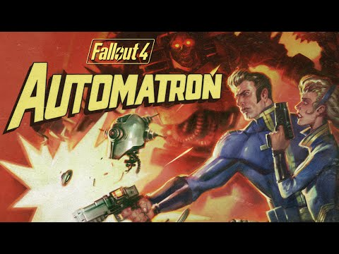 Fallout 4 – Automatron Official Trailer
