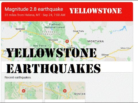 YELLOWSTONE PARK DECLARES EMERGENCY MASSIVE FISSURE SPARKS URGENT PARK EVACUATION