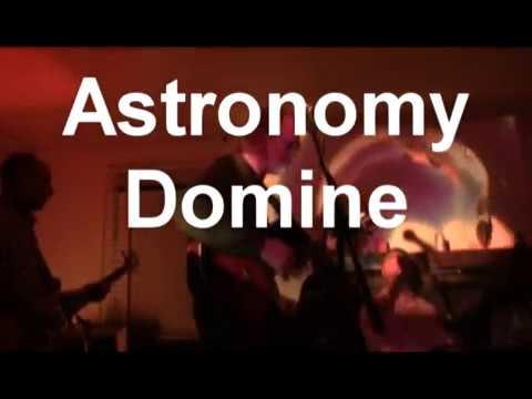 "Syd Barrett Tribute Night -  Portland OR   ""Astronomy Domine"""