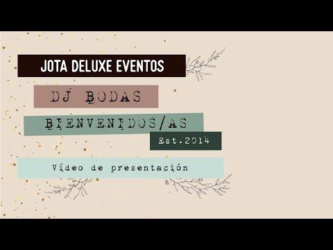 Jota Deluxe eventos musicales