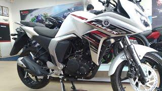 Yamaha Fazer 150 in 2018?