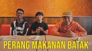 PERANG MAKANAN BATAK (MANDAILING)!