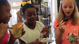 National Ice Cream Day | REDS x Madd LULU