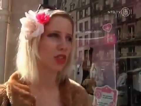 باريس فرنسا متجر فرنسي لبيع الرجال !! thumbnail