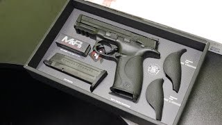 Tokyo Marui M&P9 unboxing and first impressions