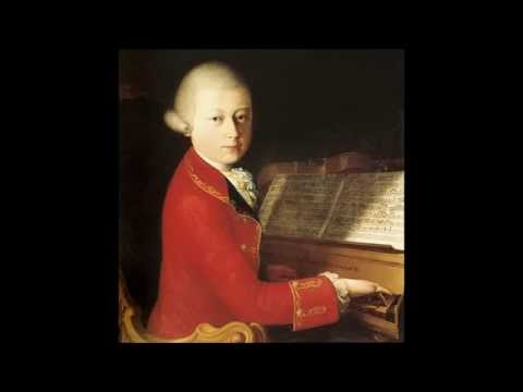 W. A. Mozart - KV 92 (C3.01) - Salve regina in F major