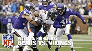Bears vs. Vikings | Week 15 Highlights | NFL