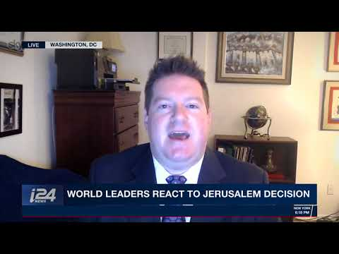 World Leaders React to the Jerusalem Decision