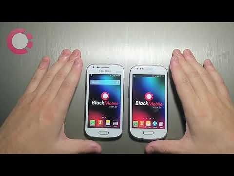 Samsung Galaxy S Duos 2 VS Galaxy S3 Mini - ( Comparativo Rápido ) - Blackmobile.com.br
