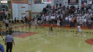 SMNW vs SMS Boys Varsity Basketball 12 7 18