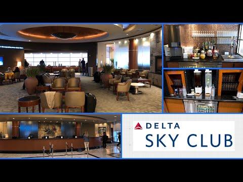Delta Sky Club L Detroit Experience |
